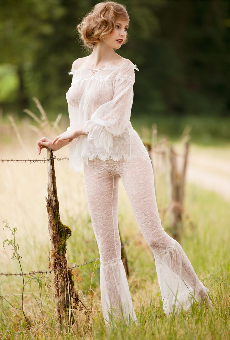 Marjolaine gorgeous pyjamas