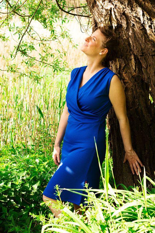 Charlie jurk van Froy & Dind | Froy & Dind | Solvejg | kleurrijke mode