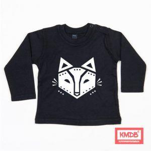 Baby Shirt Sluwe Vos