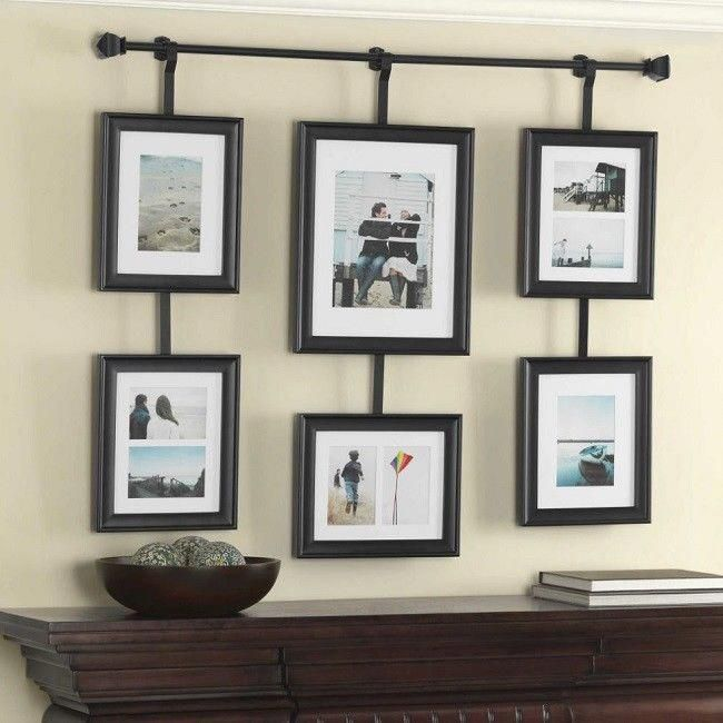Photo Frames Stick On Wall Photo Frame Wall Sticker Cameraaddict Cameratrap Photo In 2020 Hanging Picture Frames Picture Arrangements On Wall Collage Picture Frames