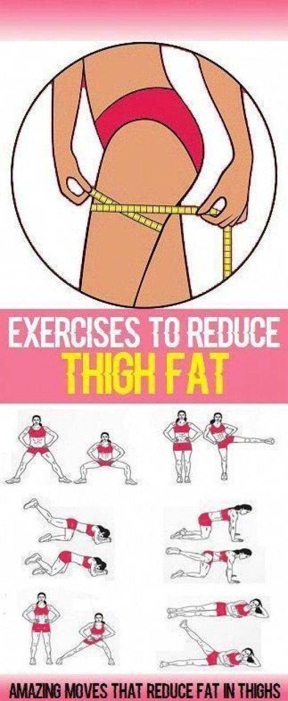 Fett im Inneren des Oberschenkels kann schwer anvi…