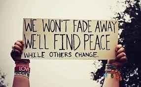 FIND PEACE <3