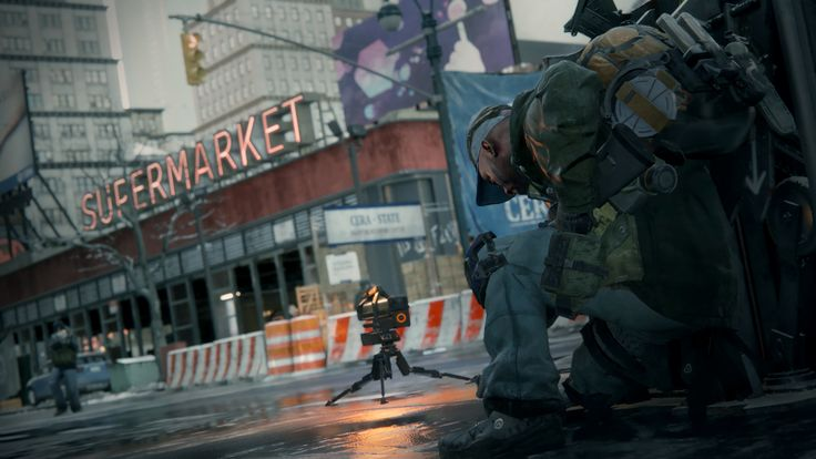 The Division's Daily Missions Keep Disappearing
