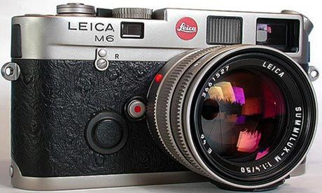 Series: Classics of everyday design the Leica M6.    The Leica M6 may not boast fancy modern features – or even an affordable price tag – but it's an expertly crafted classic camera beloved of the world's top photographers