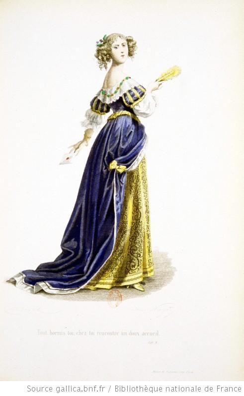 [Illustrations de Oeuvres complètes] / Emile Bayard, dess; ; Nicolas Boileau-Despréaux, aut. du texte; - 9