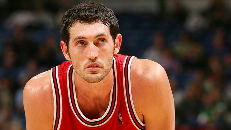Kirk Hinrich :) should be back in a bulls uniform.