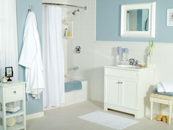 Best Bathroom Remodeling Images On Pinterest Bathroom - One day bathroom remodeling