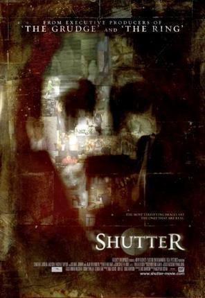 Shutter Movie Poster Standup 4inx6in
