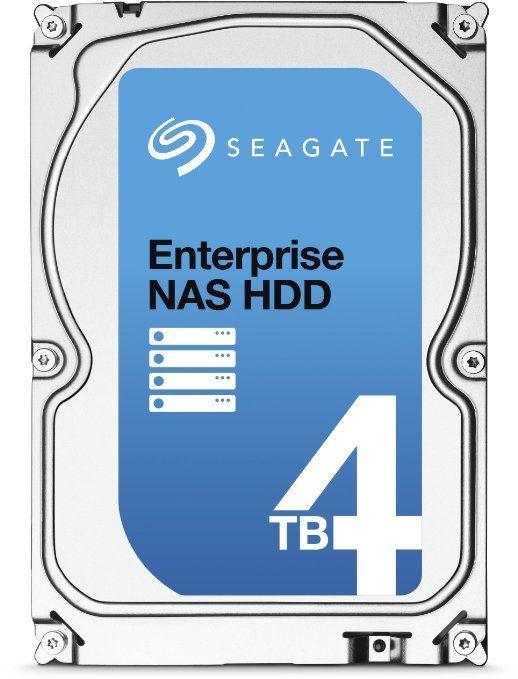 Seagate Enterprise NAS HDD - 4 TB - interne Festplatte, ST4000VN0001 (3,5 Zoll), 7200rpm, 128 MB Cache, SATA III für NAS-Betrieb EUR 214.57 [GERMANY]