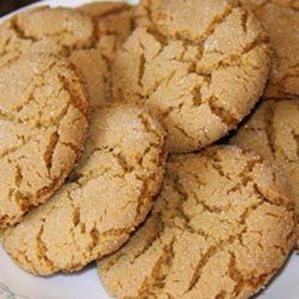 Медовое печенье с сахаром на Vypechka.Ru