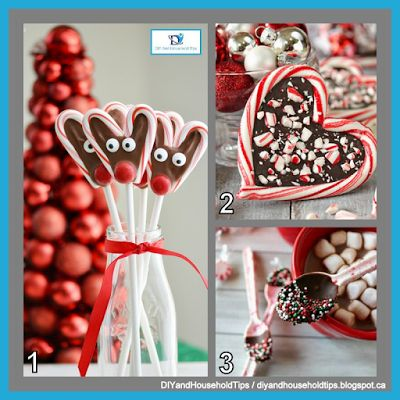 DIY And Household Tips: 3 Christmas Candy Recipes Ideas To Give As Gifts