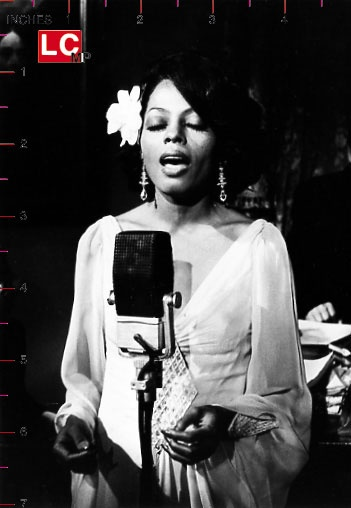 """""""DIANA ROSS"""" MOVIE POSTER - """"LADY SINGS THE BLUES"""" MOVIE POSTER"""