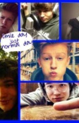 http://www.wattpad.com/story/13065799-smile-day-just-normal-day