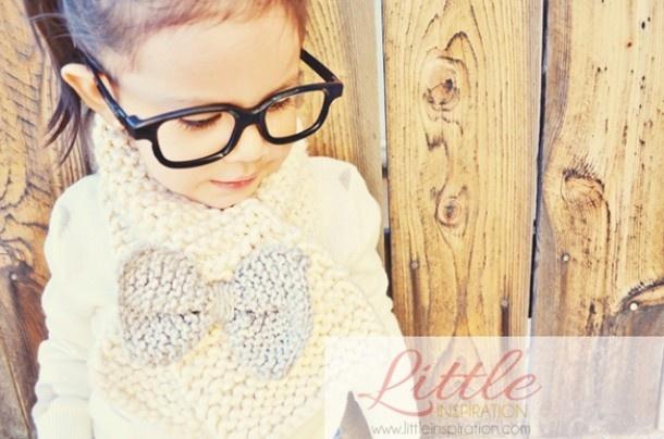 Leuk om zelf te maken | Mooie sjaal met strik breipatroon Door LiveLaughLove88