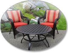Good Refinish Outdoor Furniture (True Value)   Review Metal Information