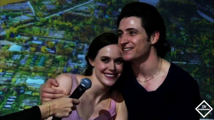 Tessa and Scott | You Are In Love