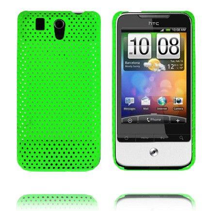 Atomic (Grøn) HTC Legend G6 Cover