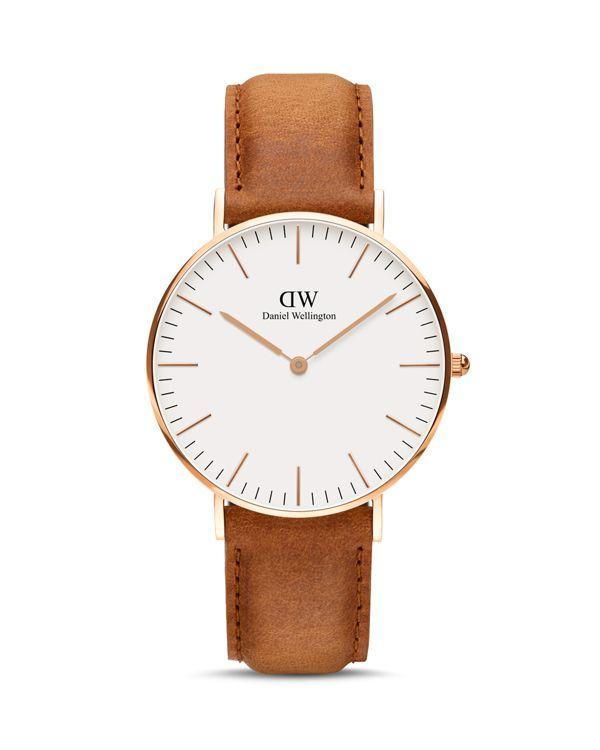 Daniel Wellington Classic Durham Watch, 36mm - 100% Bloomingdale's Exclusive