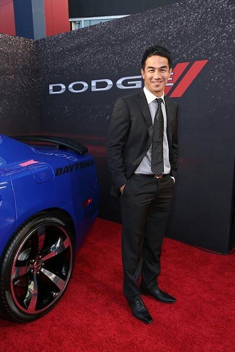 Joe taslim at fast and furious 6 premiere in LA  #fastandfurious6 #indonesia #actor #LA
