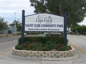 Yacht Club Community Park, Beach Access, Community Pool, Restaurant, Pier, just moments from your home in Casa di Fiori, in Cape Coral, Florida
