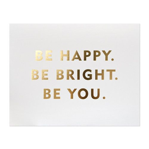 Be You Print