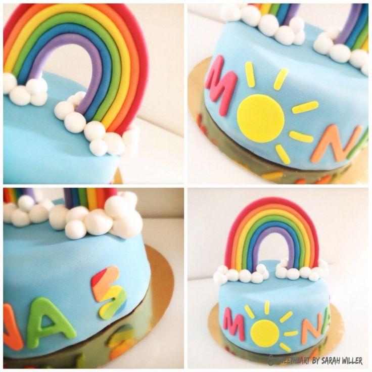 Rainbow Dash Pate a sucre