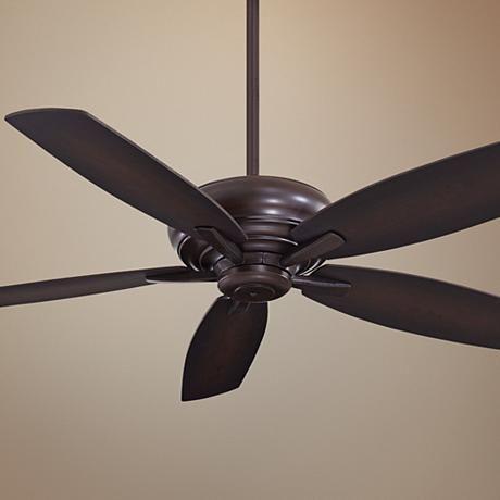 "60"" Minka Aire Kola Kocoa Ceiling Fan"