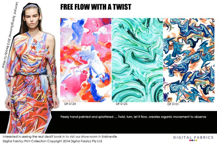 designs from our print collection #print #design #digitalfabrics  #abstract #marbele #aqua #blue #aerial #art #orange #paint #fabric #inspiration #printcollection #fashionprinting
