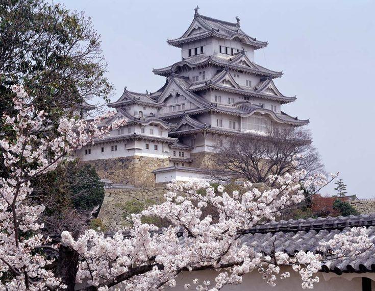 Castelo de Himeji, cidade de Himeji, Província de Hyogo