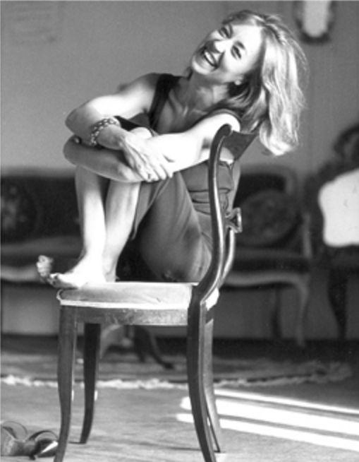 Una stupenda Oriana nel servizio di Ugo Mulas (1) - Foto - Oriana Fallaci