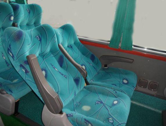 Futura bus seats (Concorde)