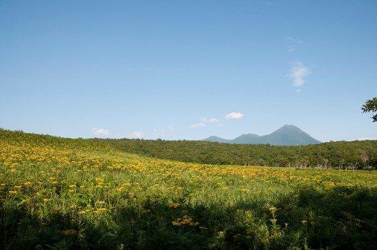 Gunung Rausu di Shiretoko