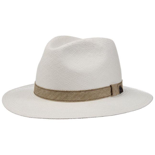 Unisex Strohhüte für den Sommer. Panamahüte aus Stroh für den Strand. Brooklyn Panamahut by Mayser mit 24 h Versand, Rechnungskauf & 100 Tage Umtausch.
