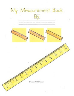 My Measurement Booklet
