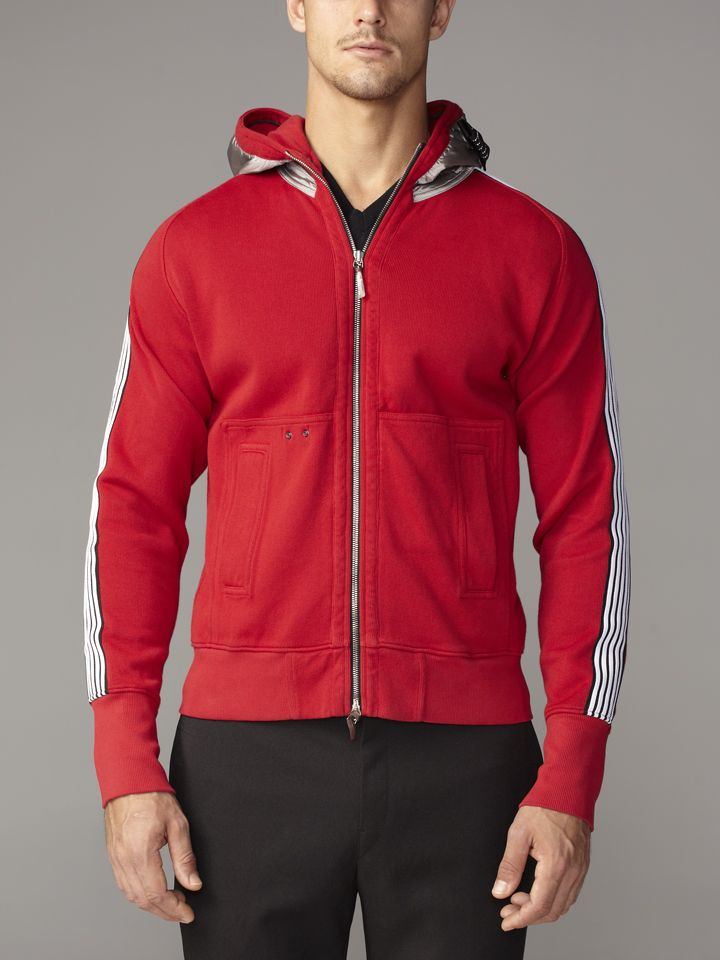 canada goose jas red