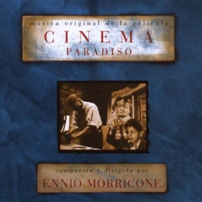 """River"", From The Mission: Ennio Morricone...what a great composer!"
