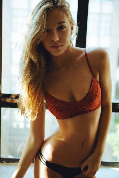 #sexy pretty blonde