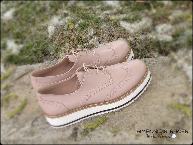 @SimeonidisShoes #women's #oxfordshoes #γυναικεια # oxfords