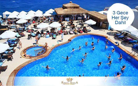 Bodrum Royal Arena Resort Spa  http://sehrikeyif.com/firsat/detay/bodrum-royal-arena-resort-spa-da-3-gece-her-sey-dahil-tatil-25554.html