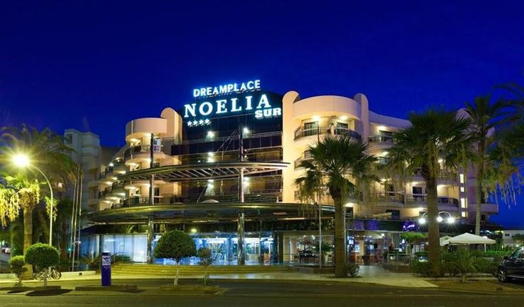 hotel & flight deals I FLYCHECKER - Dream Hotel Noelia Sur