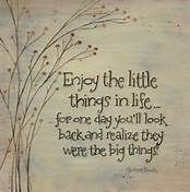 enjoy every minute of your life