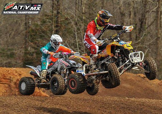 2015 atv motocross | 2015 Mtn. Dew ATV Motocross National Championship