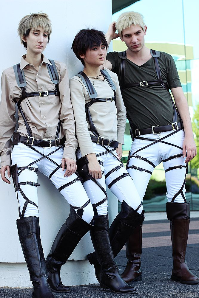 Célèbre 33 best Attack on Titan images on Pinterest | Cosplay costumes, Do  YL61