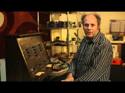 the H Y M NO T RO N = an amazing just intonation synthesizer from the dewan brothers ::: dewanatron instruments
