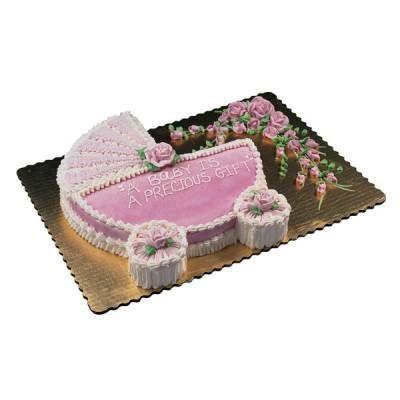 Baby Buggy Cake   Publix Bakery | BABY SHOWERS | Pinterest