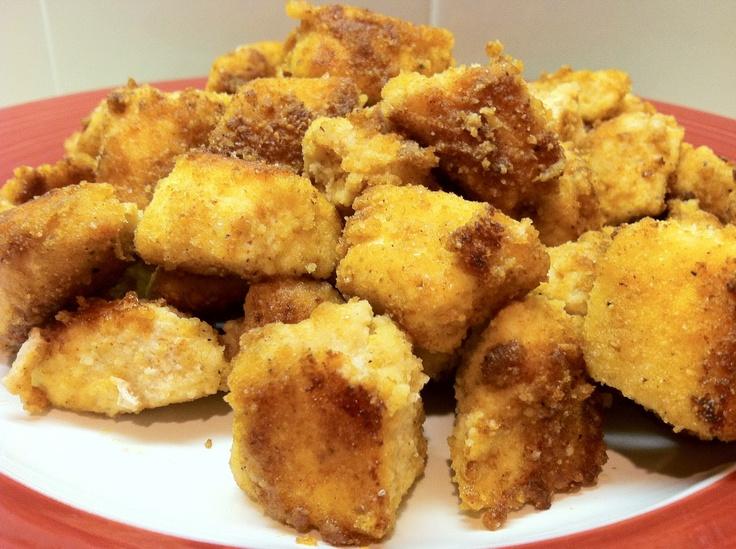 coconut flour nuggets