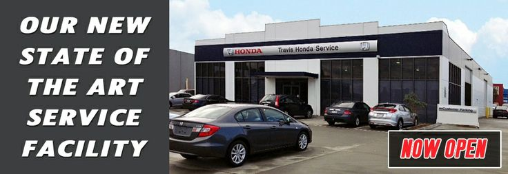 "The Benefits of Buying Certified Used Honda Cars - http://travishonda.com.au/ - At Travis Honda our Service Department boasts being awarded the ""Honda Service Dealer of the Year Award"" a record 7 times for excellence in Honda Service."