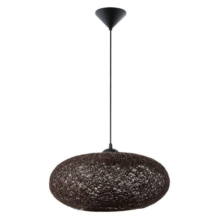 Campilo hanglamp bruin - -