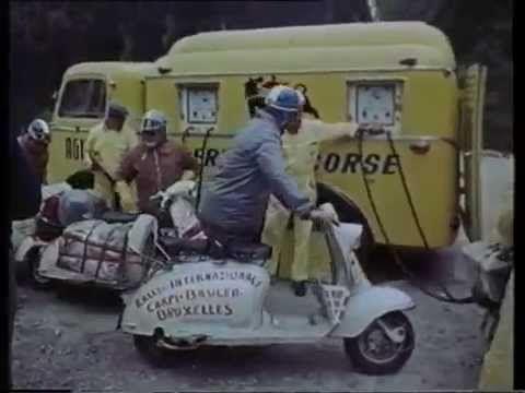 Your Vespa — Amazing history of Vespa and Lambretta scooters....