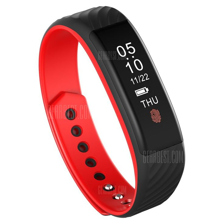 W810 Smartband Fitness Tracker Android iOS Compatible -$17.87 Online Shopping  GearBest.com